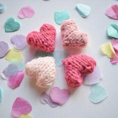 d3910c71415 Love Hearts Knitting pattern by Amanda Berry Knitting Needles