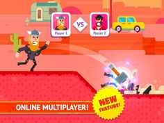 Bowmasters - Multiplayer Game on the App Store. Join now Fun Math Games, Got Game, Player 1, News Online, Jouer, Best Games, Holidays And Events, Apps, App Store