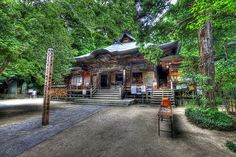 Jindaiji Temple, Japan