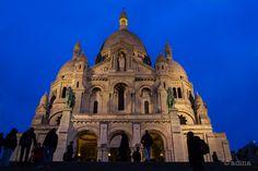Sacre Coeur - Paris Taj Mahal, Buildings, Sacred Heart