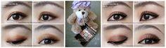 LUNASOL eyeshadow palette Geminate Eyes series #01 CE