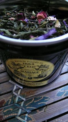 Sweet Shanghai Mariage Frères Tea