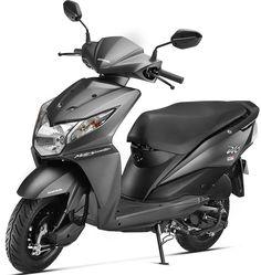 Honda Dio Colors: Red, Blue, Black, Grey, Green https://blog.gaadikey.com/honda-dio-colors-red-blue-black-grey-green/