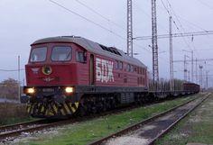 Bulgaria - BDŽ Cargo 07 059 / Shumen — Trainspo