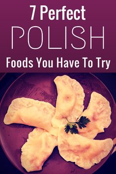 7 Perfect Polish Foods You Have To Try. Some of the best ice cream we've ever had and Pierogi . Food Travel made easy in Poland Poland Food, Lithuania Food, Visit Poland, Poland Travel, Italy Travel, Krakow Poland, Warsaw Poland, Polish Recipes, International Recipes