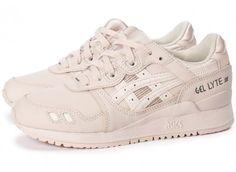 asics gel lyte iii schoenen whisper pink