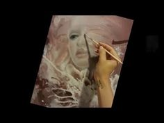 Newborn child - Finished painting 2016 - YouTube