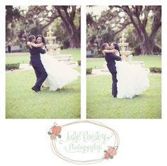 Patrick & Tier | Club Continental Wedding, Jacksonville, FL, Julie Paisley Photography