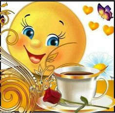 Good Morning, Rise and Shine Cute Good Morning Quotes, Good Morning Sunshine, Good Morning Picture, Good Morning Messages, Good Morning Good Night, Morning Pictures, Good Morning Wishes, Good Morning Images, Funny Emoji Faces