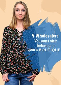 Find wholesale clothing for your online boutique or store with our ...