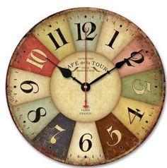 150 Meilleures Images Du Tableau Horloges Clock Wall Wall Clocks