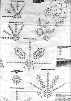 Výsledek obrázku pro jajka wielkanocne na szydełku schematy