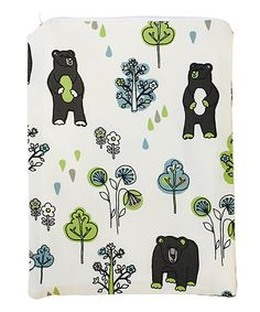 Take a look at this Brownie Gifts White Bears in the Forest Wet Bag today!