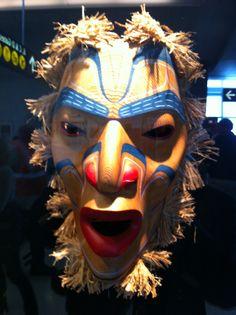 Pacific Northwest, mask at SEATAC