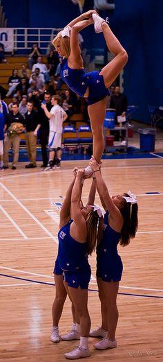 CHEER  game, scorpion, stunt, IPFW volleyball - flexible cheerleader moved from Kythoni's Cheerleading: Stunts: Bow & Arrow, Heel Stretch, Scorpion & Scale  board http://www.pinterest.com/kythoni/cheerleading-stunts-bow-arrow-heel-stretch-scorpio/ #KyFun