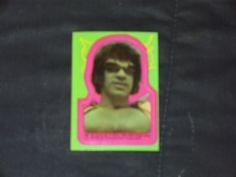 1979 TOPPS INCREDIBLE HULK STICKER SET-22 STICKERS NM/MT TV SERIES