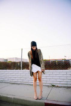 In The Sleeves ( Skirts & Turtlenecks )