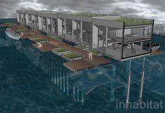 Mantella Amphibious Housing, re(Adapt), Adaptive Urban Habitats, Comprehensive Transition, Hard-Core, Shut Up the House, Flooding, 3C Compet...