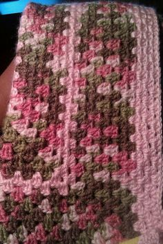 Blanket for an Air Force baby girl...