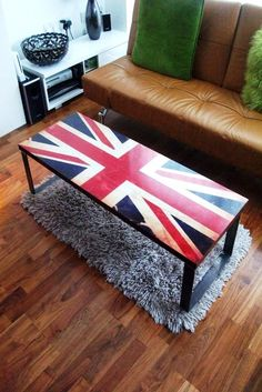 jill and jon coffee table / side table by JillandJon on Etsy, £150.00