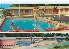 PAN AMERICAN MOTEL Ocala Florida