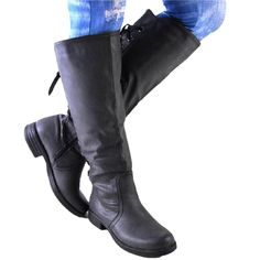 Outlaw by Dollhouse New Womens Black Knee High Back Lace Womens Boots *** This is an Amazon Affiliate link. Click on the image for additional details.
