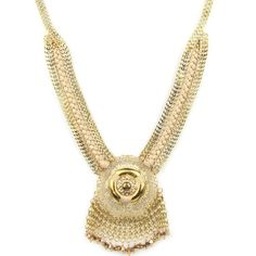 JJ Caprices - Shana Gold Necklace by Satellite Paris