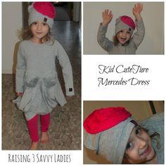 Kidcuteture Dress #Giveaway - Raising 3 Savvy Ladies @KidCuteTure