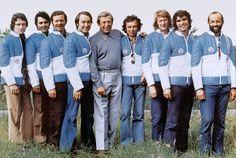 From left to right : Patrick Depailler – Bernard Fiorentino – Jean-Pierre… Sport F1, Sport Cars, Race Cars, Le Mans, Karting, Grand Prix, Jaguar, Ferrari, Porsche