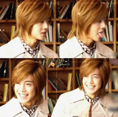 "Boys Over Flowers : Kim Hyun Joong ~ Yoon Jihoo. I can still hear him saying ""Hot Cake."""