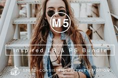 M5 VSCOCam Inspired Preset LR & PS by FilterCollective on @creativemarket