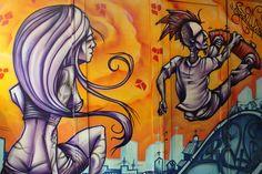 skate wall art