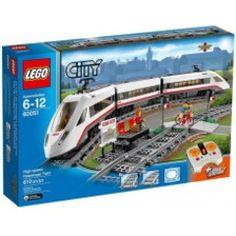Lego CITY High-Speed Passenger Train LAST ONE!!!!!