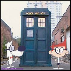 The Mr. Peabody & Sherman Show The Doctor