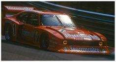 Eifelrennen 1982: Klaus Ludwig in Group 5-Capri by Karsten Denecke