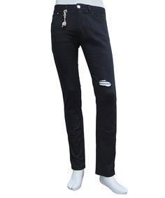 Tuesday Night Band Practice – MALEVOLENCE CRUSHED JEAN (BLACK) http://www.raddlounge.com/?pid=88767340 #streetsnap #style #raddlounge #wishlist #stylecheck #fashion #shopping #unisexwear #womanswear #clothing #wishlist #brandnew #tuesdaynightbandpractice #robingraves #markmurders #benbones #dandangerous