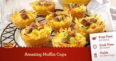 Amazing Muffin Cups