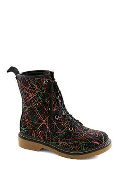 A Splash of Style Boot, #ModCloth