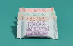 100% Natural on Packaging of the World - Creative Package Design Gallery