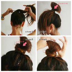10 different cute korean hair styles