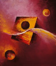 #malarstwo #painting #sztuka #abstract #polish #art #abstrakcja #MariaKraszewska #3