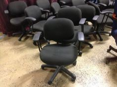 Used Chairs, Eames, Lounge, Furniture, Black, Home Decor, Airport Lounge, Drawing Rooms, Decoration Home