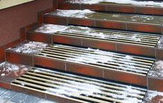 mata na schody zewnętrzne wykonana z aluminium w kolorze srebrnym lub złotym z wkładem szczotkowym lub gumowym sprawdź na naszej stronie. możliwość produkcji pod wymiar klienta. Termin realizacji 14 dni. Gwarancja 2 lata. Produkt Polski. Stairs, Home Decor, Stairway, Decoration Home, Room Decor, Staircases, Home Interior Design, Ladders, Home Decoration