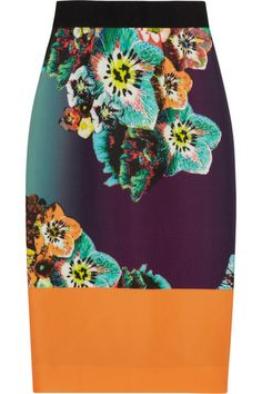 Milly pencil skirt.