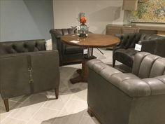 Soft wonderful chairs at Furnitureland South