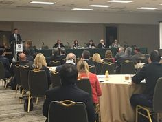 """#Marjorie Sommer on the """"Voir Dire: Perils and Pitfalls"""" panel at Bench and Bar #dcbabenchbar #juryselection"""