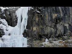 "Dani Arnold Ice Climbing ""Flying Circus | Mach 3 | Crack Baby"""