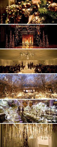 WinterWow - Lucky in Love Wedding Planning Blog - Seattle Weddings at Banquetevent.com | David Beahm Design | Joanna Wilson Photography