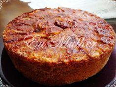 TORTA DE MAÇÃ (deliciosa e com canela), foto 1