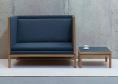 The Sofa in Sight exhibition at London store SCP features seats by designers Konstantin Grcic, Faudett-Harrison and the first furniture by Michael Anastassiades.